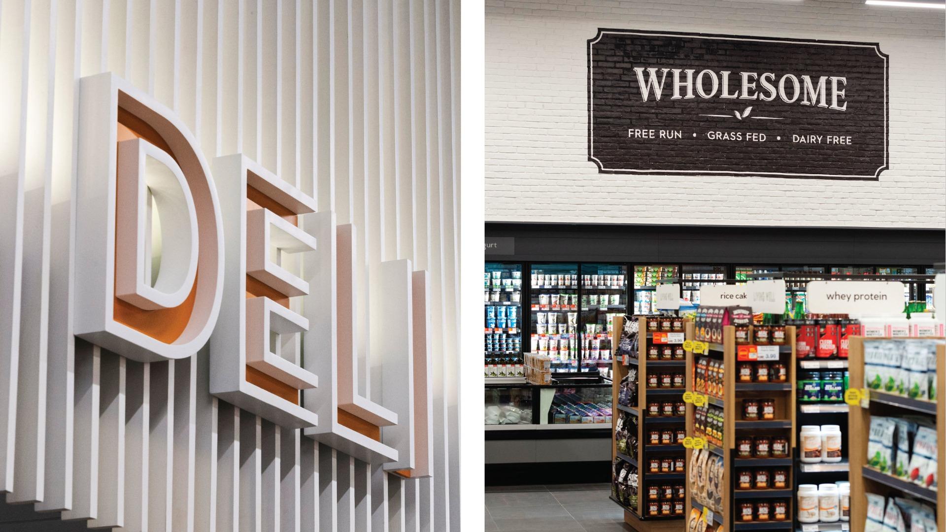 XYZ Storage Retail Area