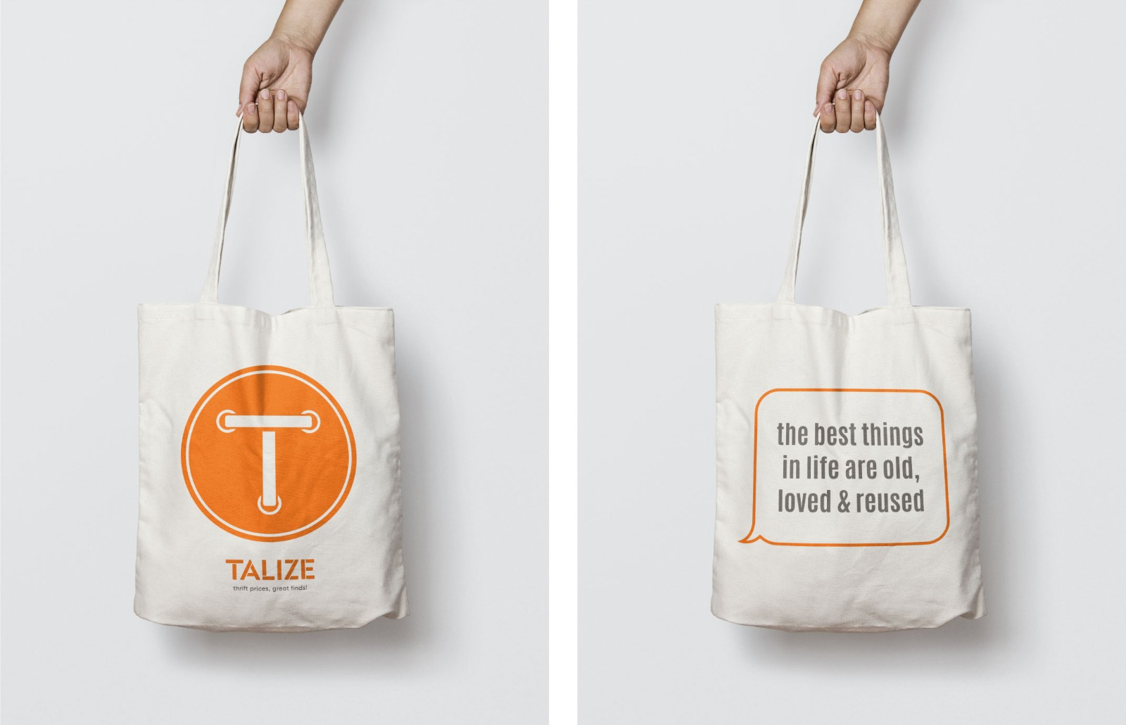 Talize Tote Bags