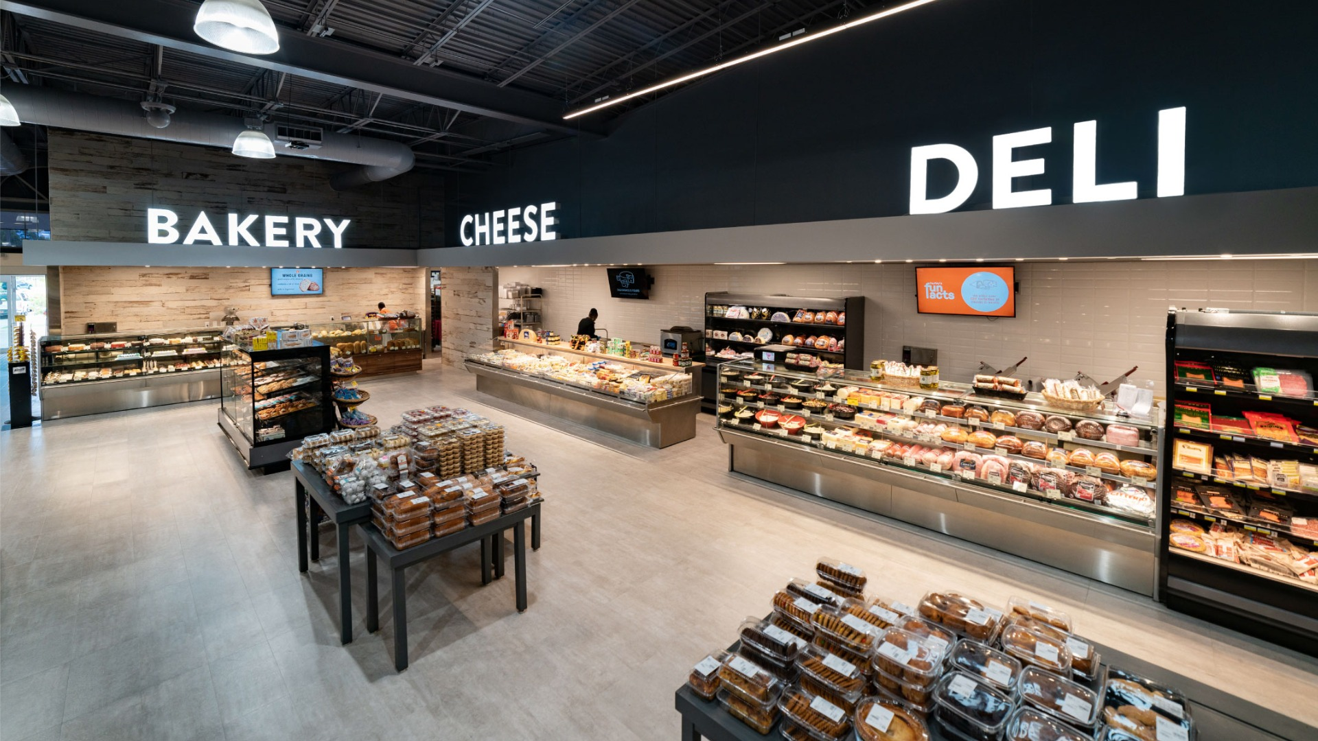 Hurley's Bakery, Cheese and Deli Department