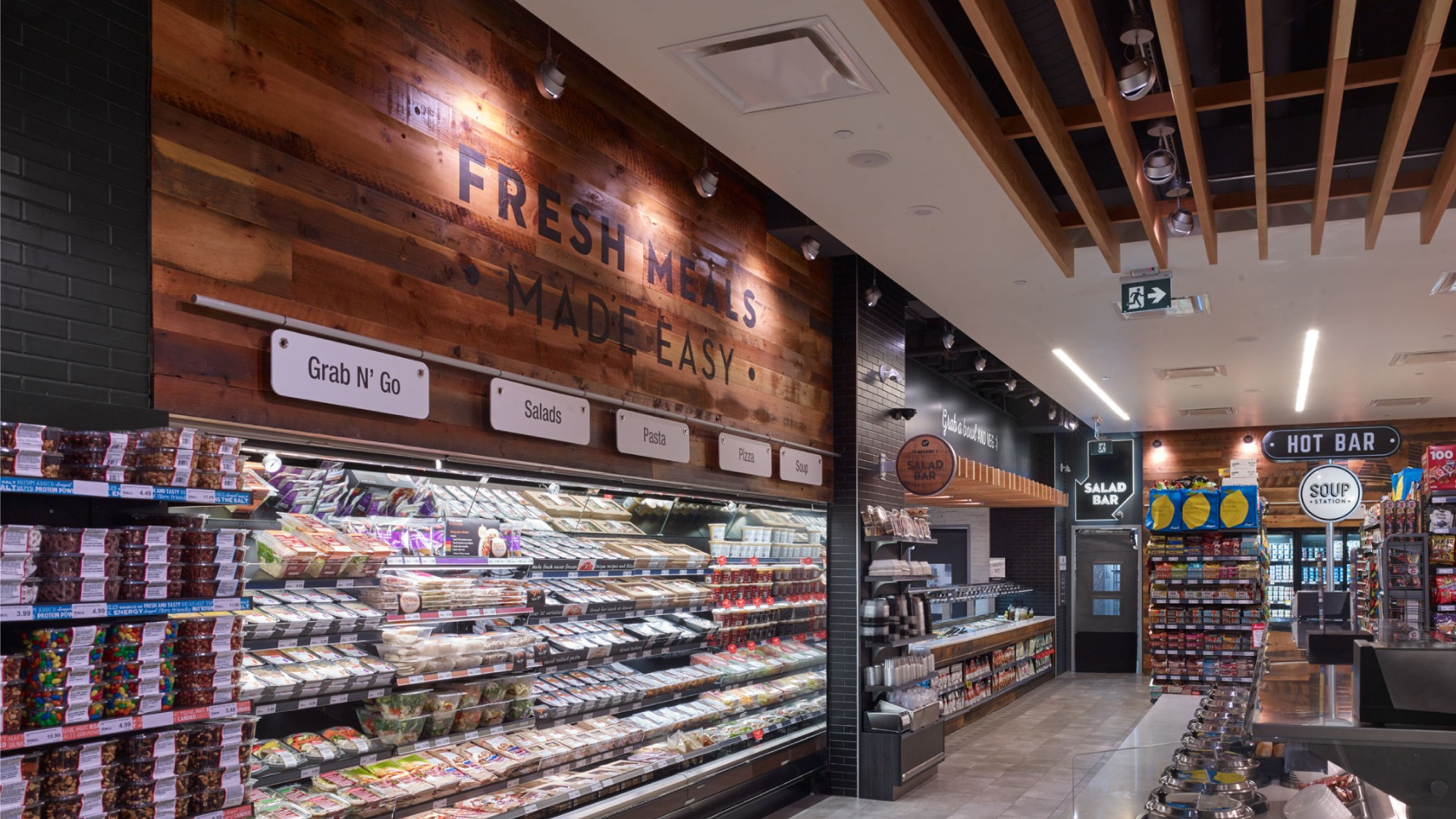 The Market Brookfield Place Fresh Meals