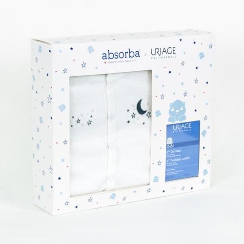 Image du projet de packaging pour la marque Absorba