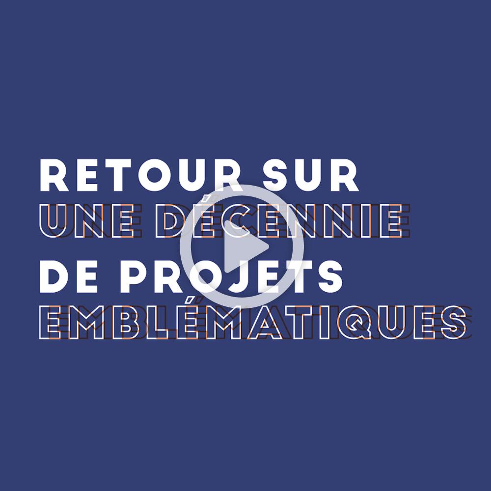 """Video du projet de site internet """"Empreinte"""" pour Plurial Novilia"""