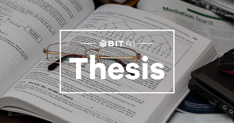 Bits dissertation outline document