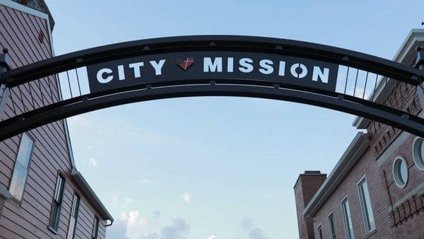 City Mission Archway