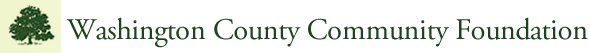 washington county community fund logo