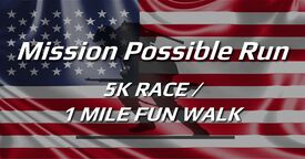 mission possible run logo