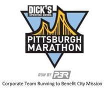 pittsburg marathon logo