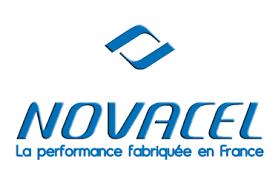 Usine Novacel située en France