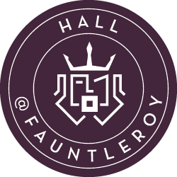 the hall at fauntleroy logo