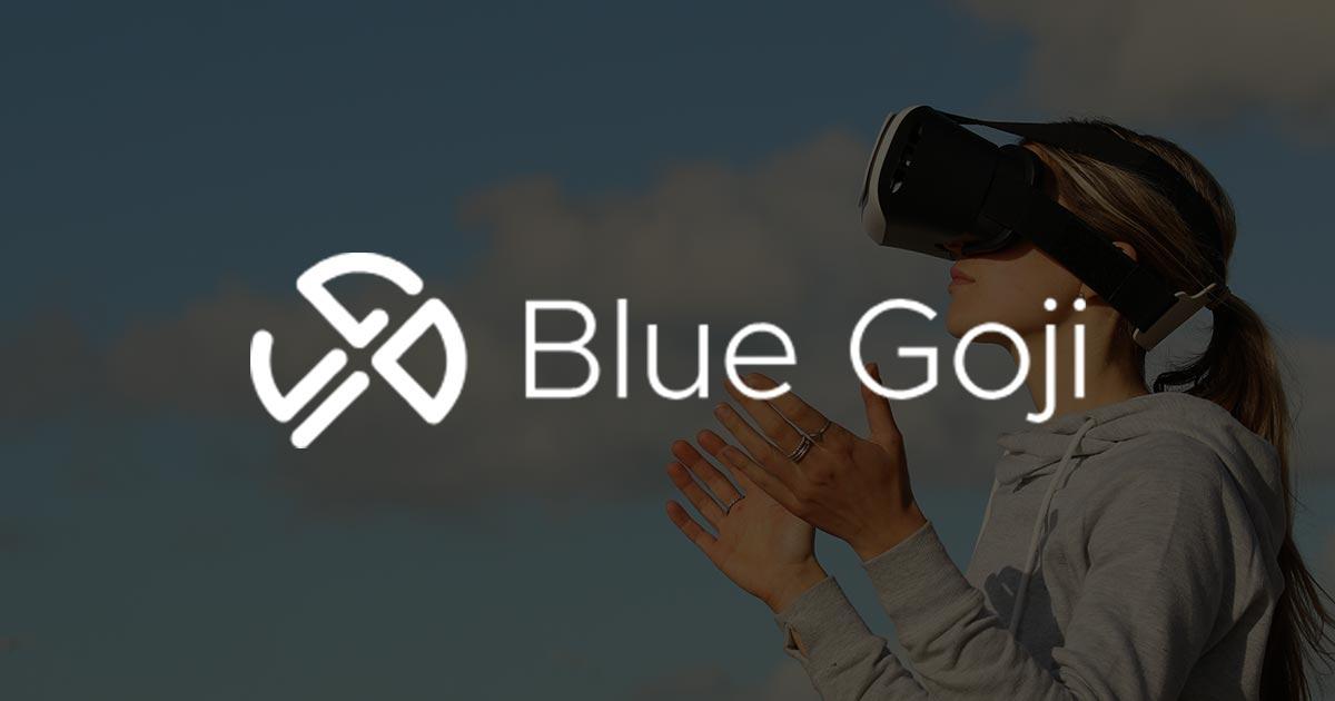 Blue Goji logo