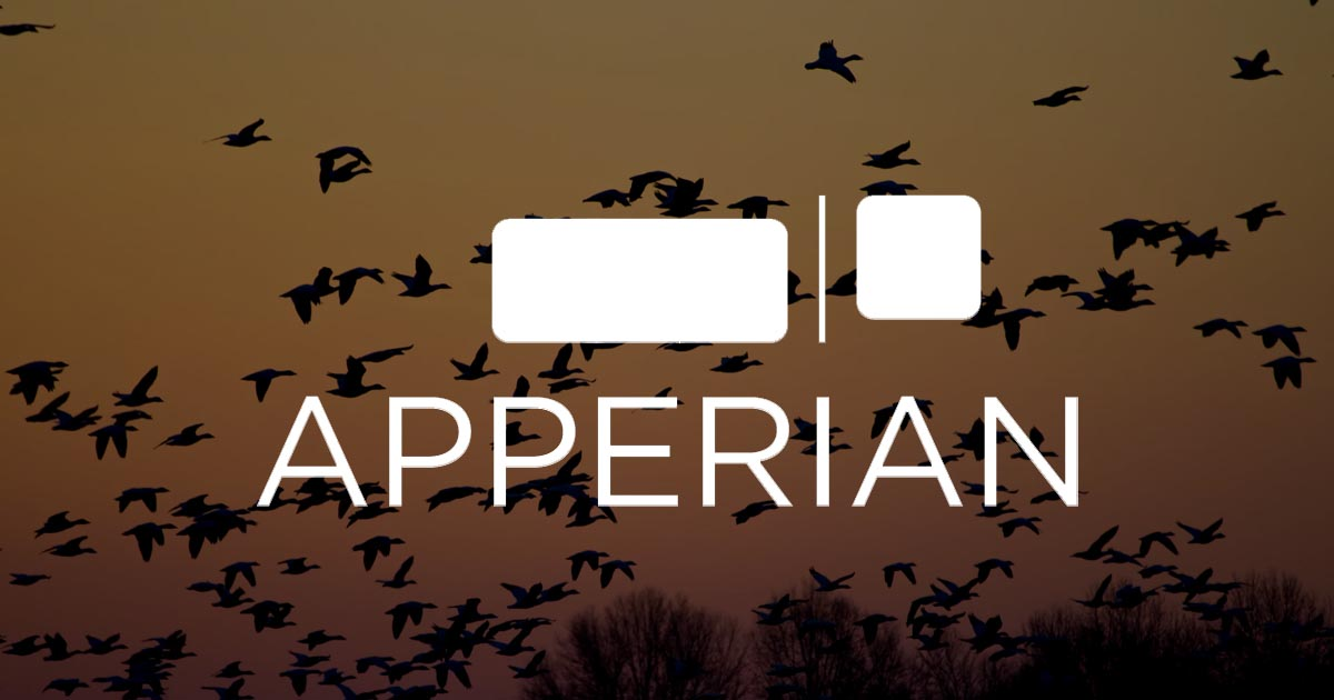 Apperian logo