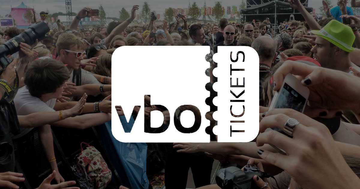 VBO Tickets logo