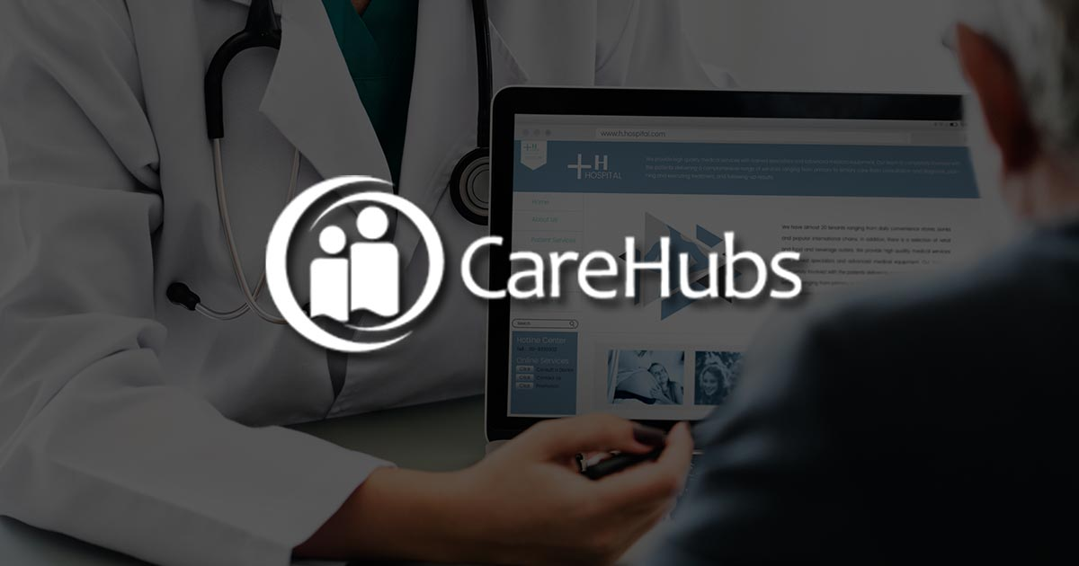 carehubs logo