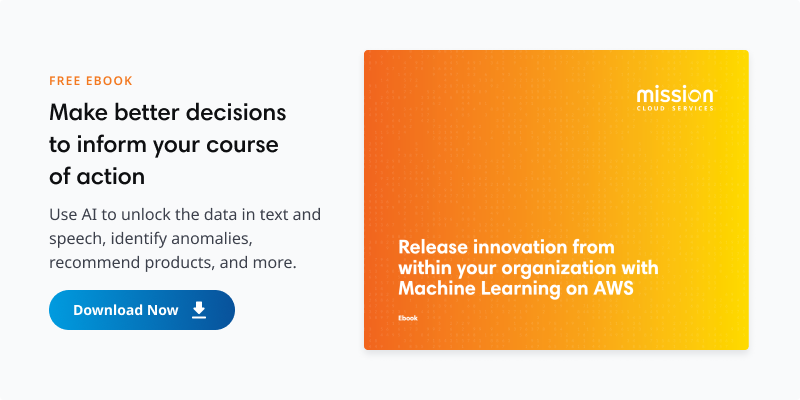 link to free ebook about machine learning on aws