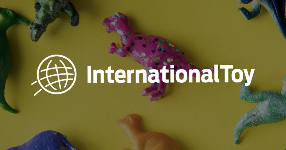 international toy manufacturer generic logo
