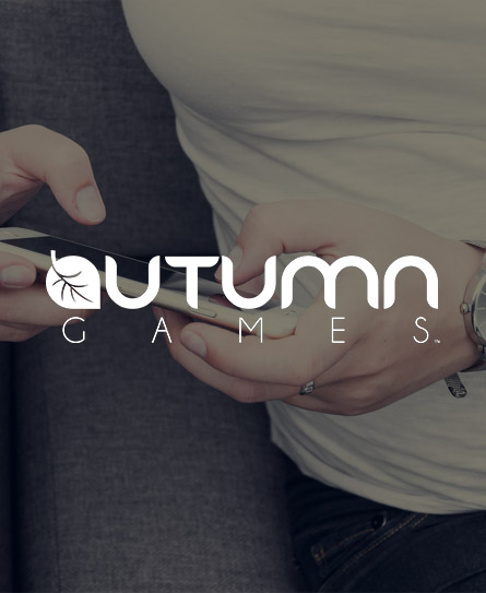 autumn games logo