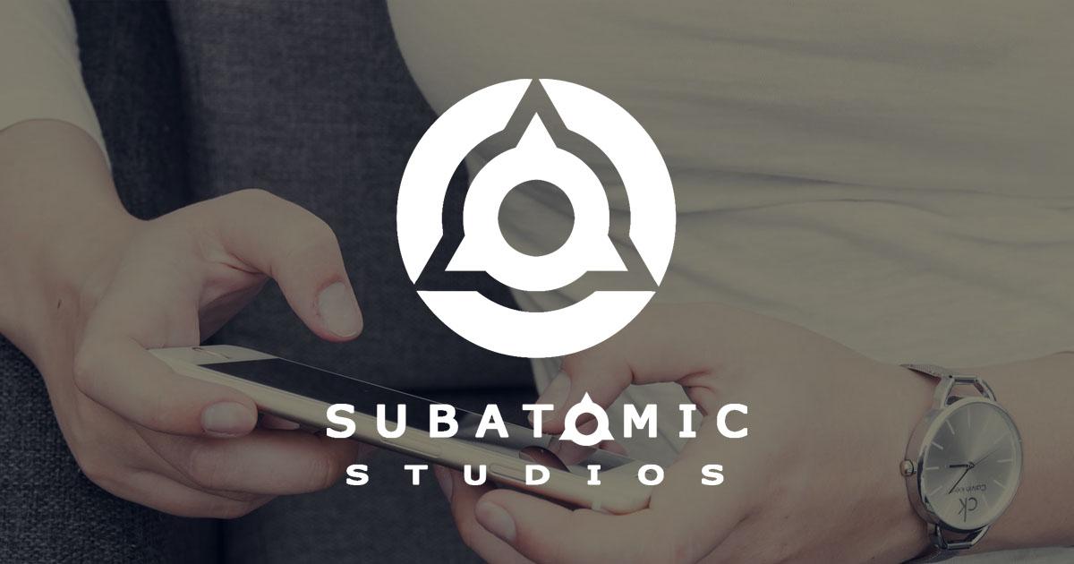 subatomic studios logo