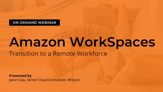 Amazon WorkSpaces Thumbnail