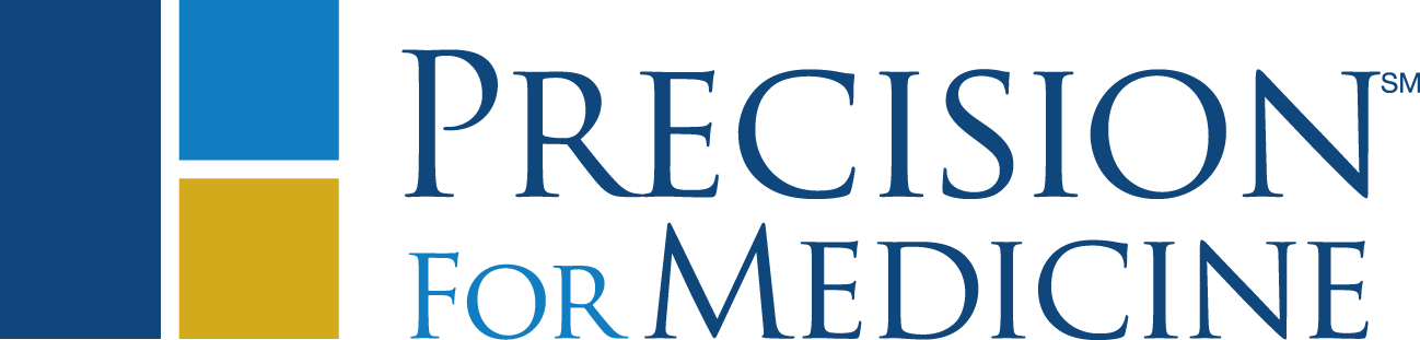 precision for medicine logo