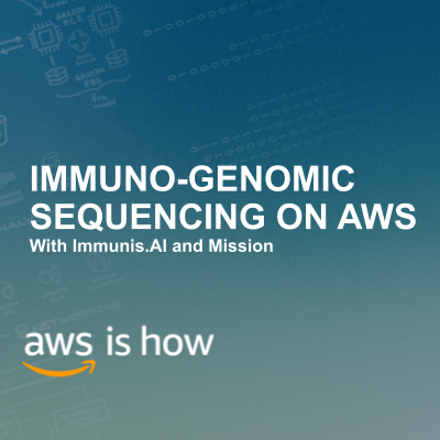 immuno-genomic sequencing on aws