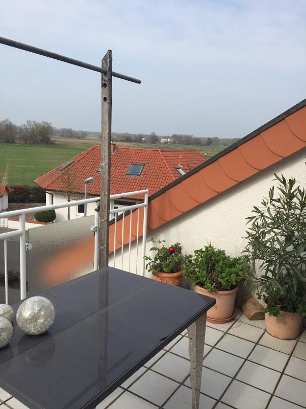 Balkon Wohnzimmer Bild 2