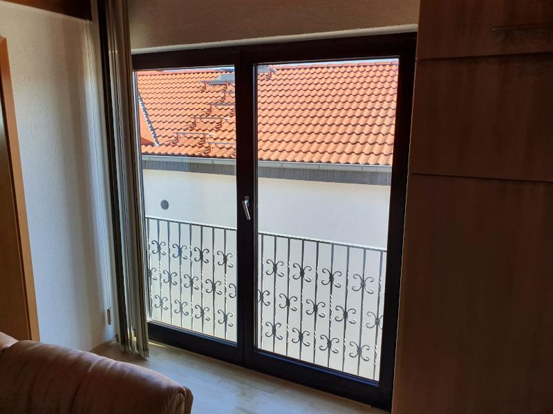 Tür zum franz. Balkon