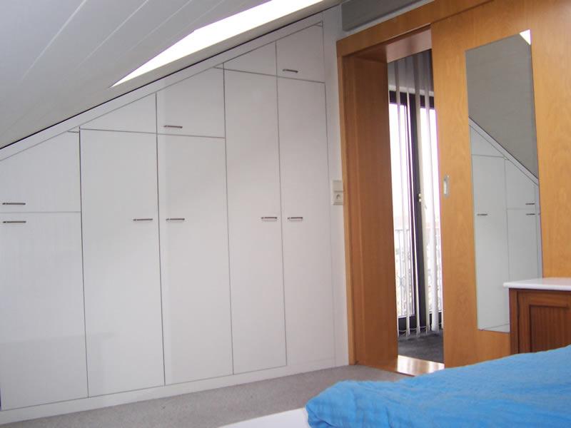 Schlafzimmer (älteres Foto)