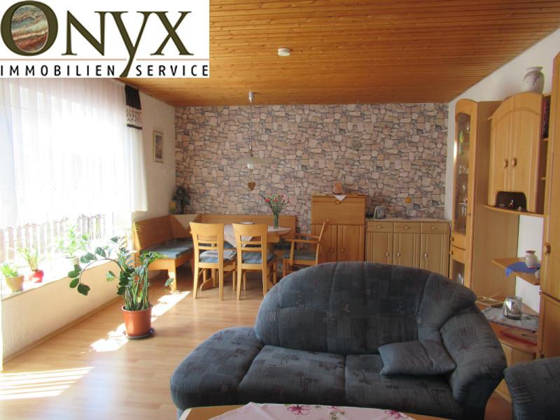 GUT GESCHNITTENE und PREISWERTE Wohnung in Wersau mit Balkon