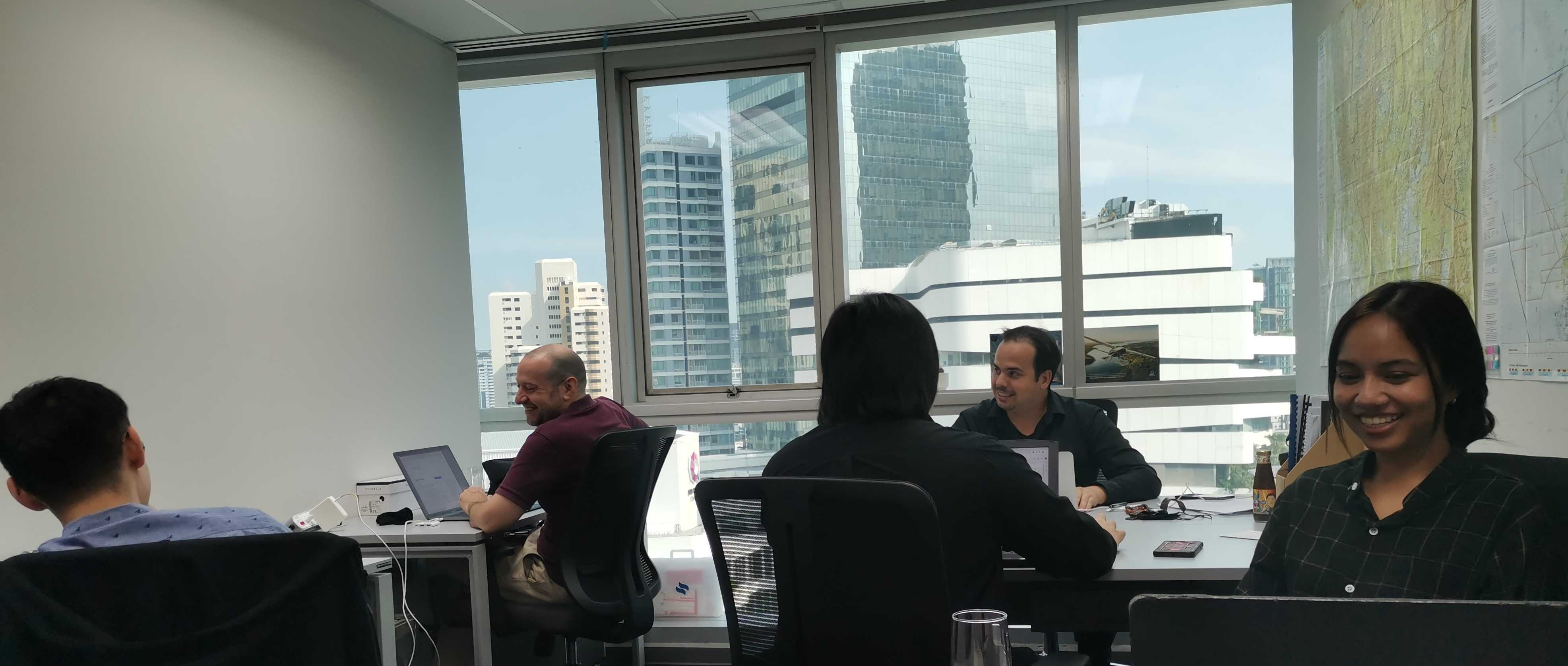 Siam Seaplane Office Bangkok HQ