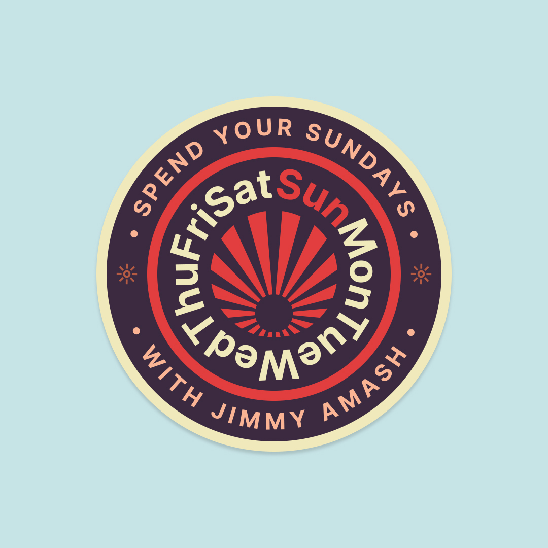 Sunday with Jimmy Amash