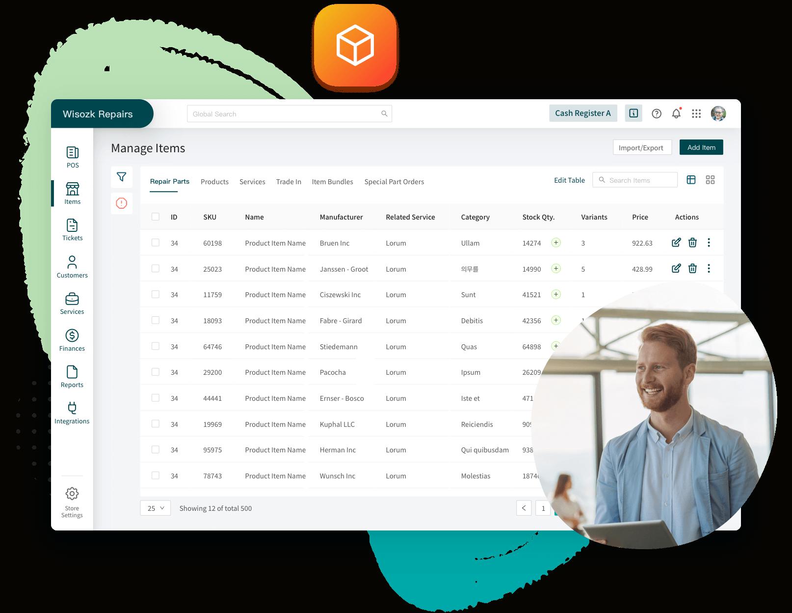 RepairDesk-inventory-management
