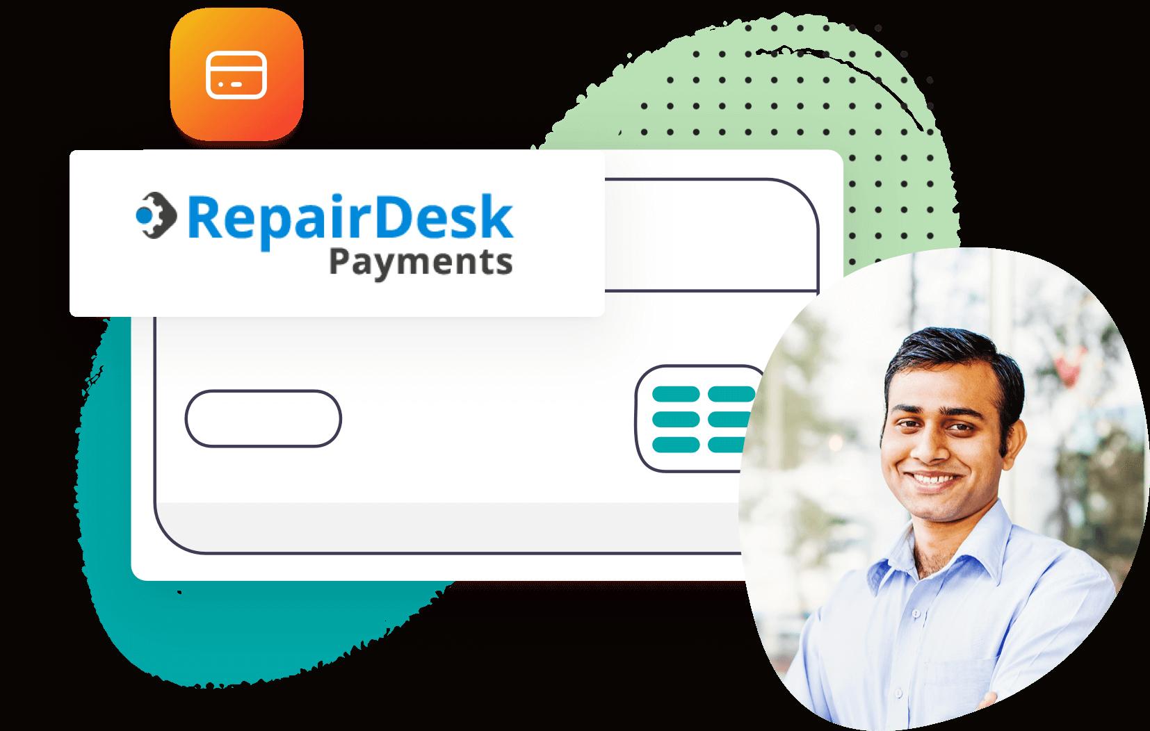 RepairDesk-payments