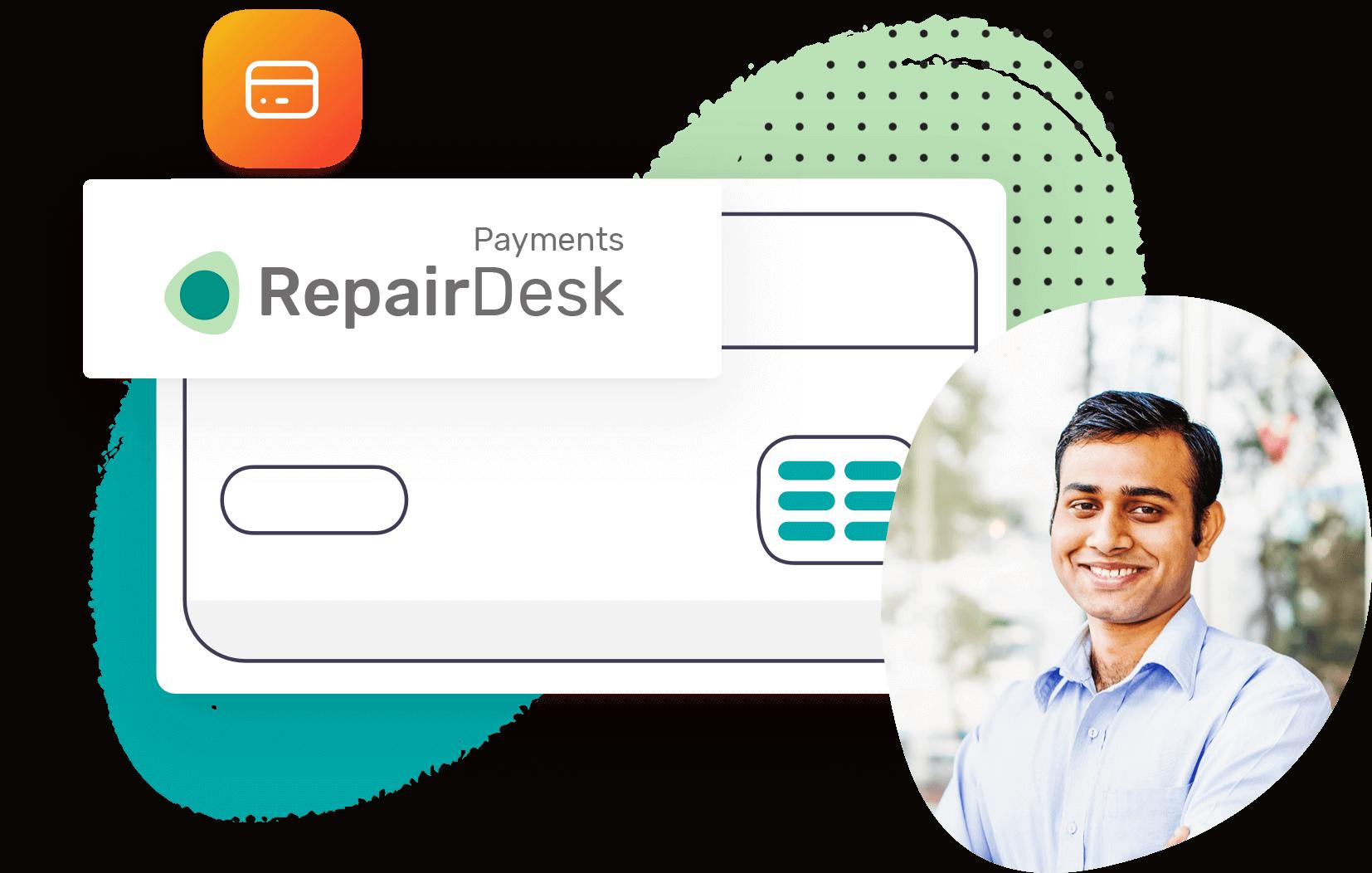 RepairDesk Payments