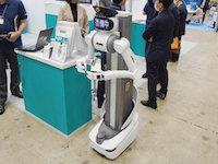 【BUILT】エレベーターを自らボタン操作して警備巡回するロボット「ugo」