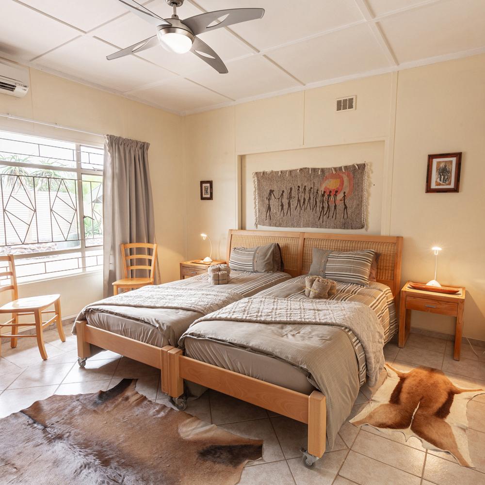 Standard Room at Boscia African Farm