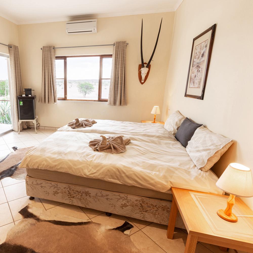 Luxury Room at Boscia African Farm