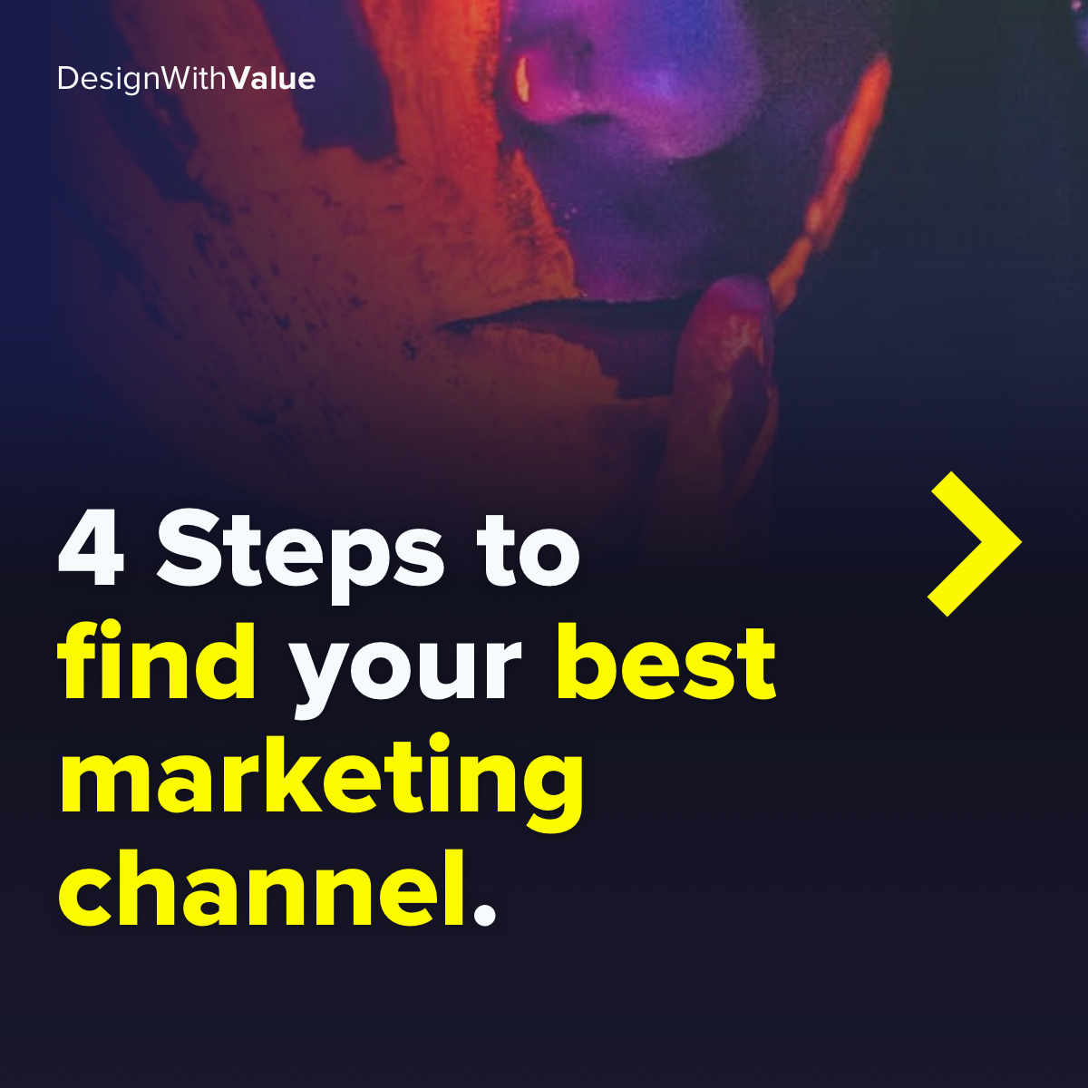 4 steps to find your best marketing channel