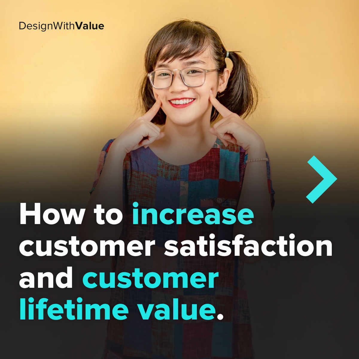 How to increase customer satisfaction and customer lifetime value.