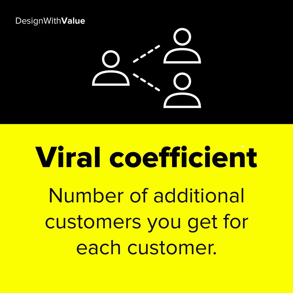 1. viral coefficient