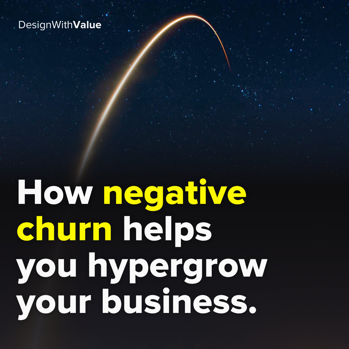 How negative churn helps you hypergrow your business