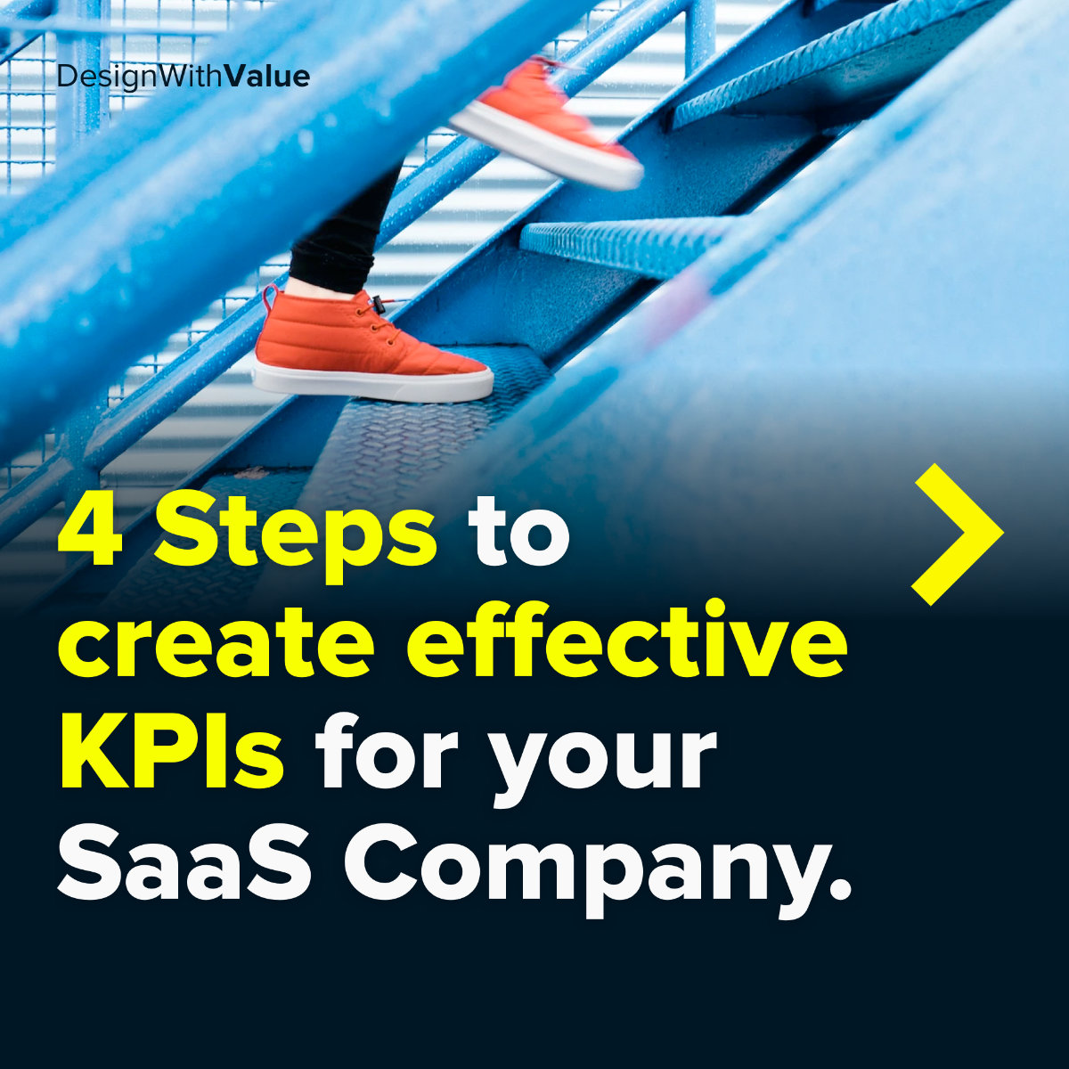 4 steps to create effective kpis for your saas company