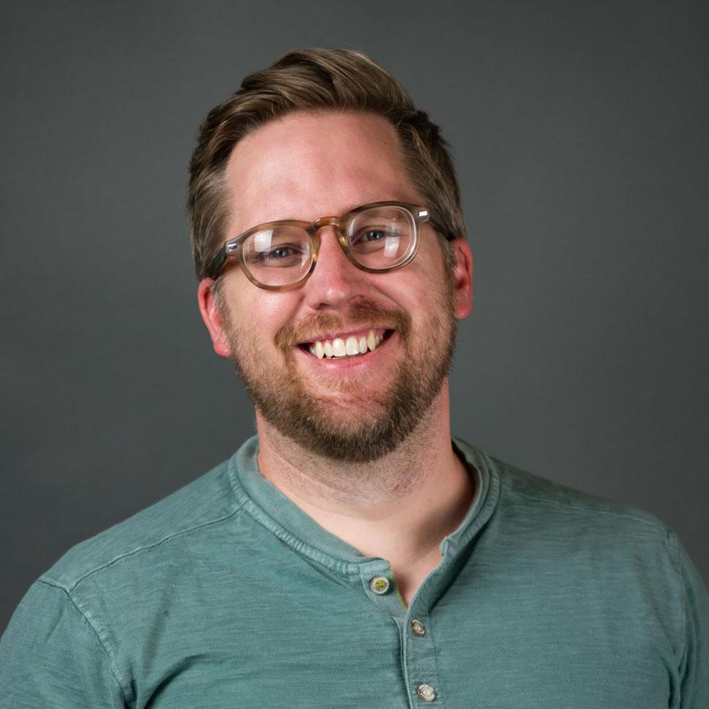 Joe wearing glasses  profile image