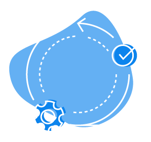agile roadmap icon