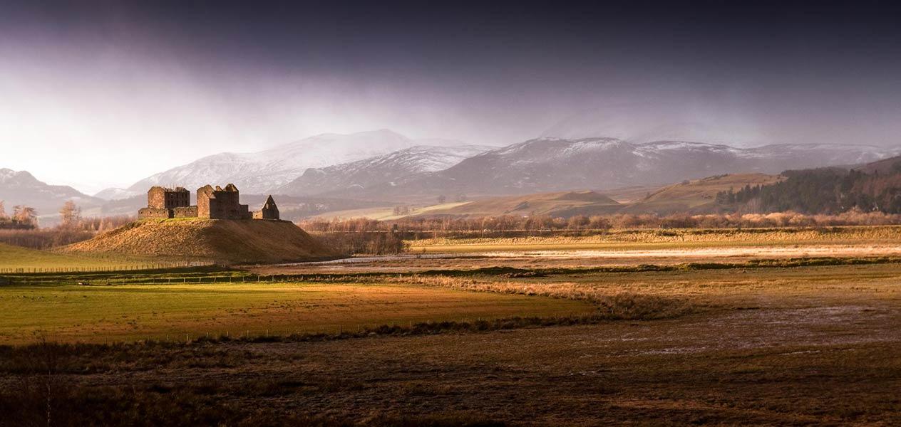 Scotland Velodrome Perthshire & Cairngorms