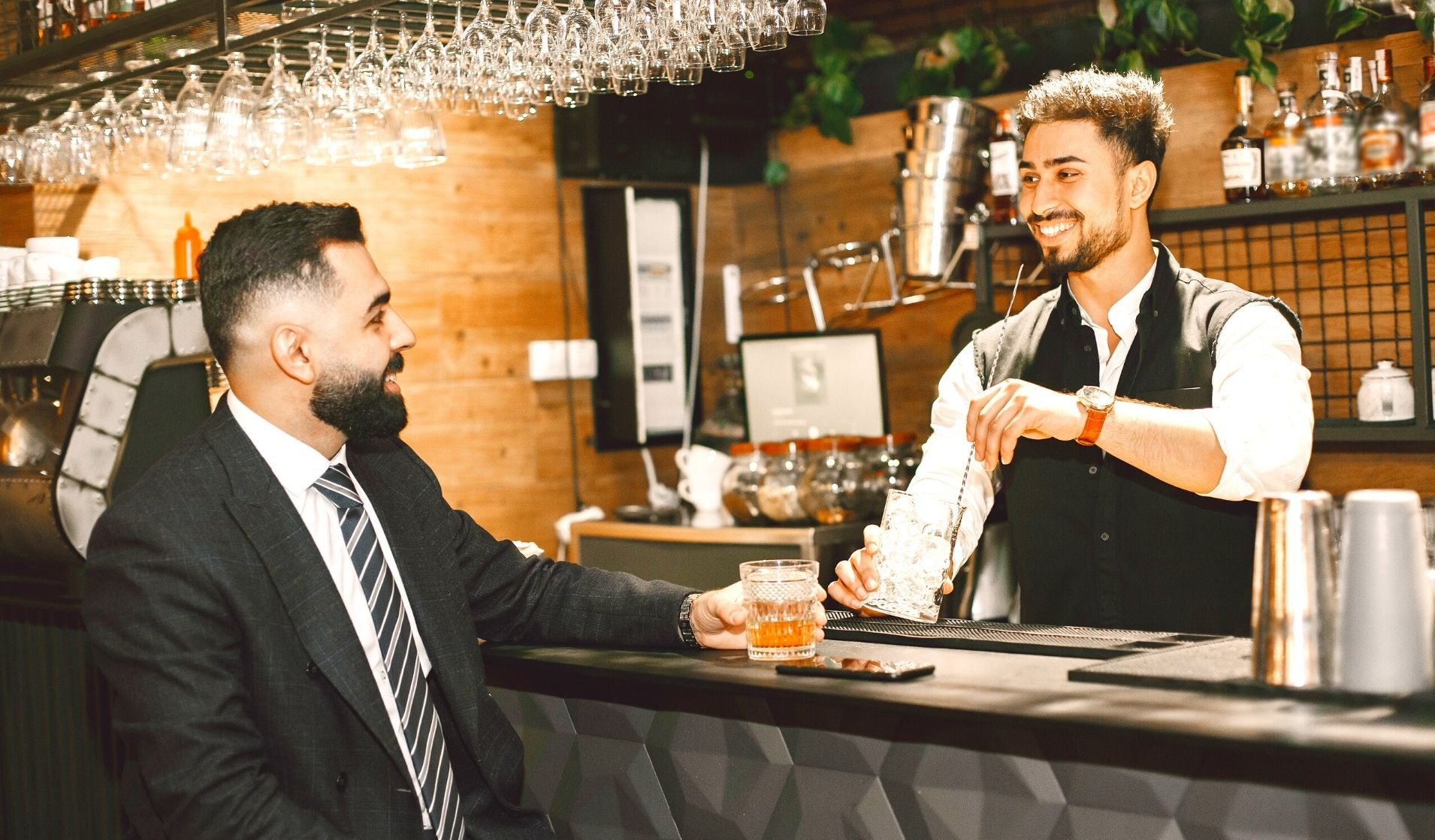 manage pub, bar, cafe like a pro