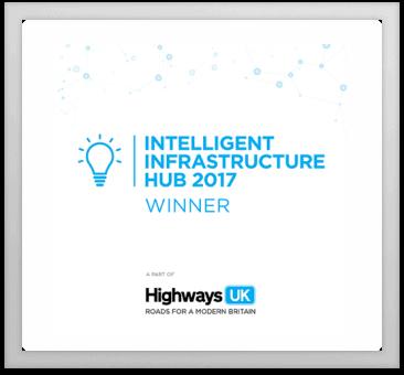 Valerann Won Infrastructure hub Award