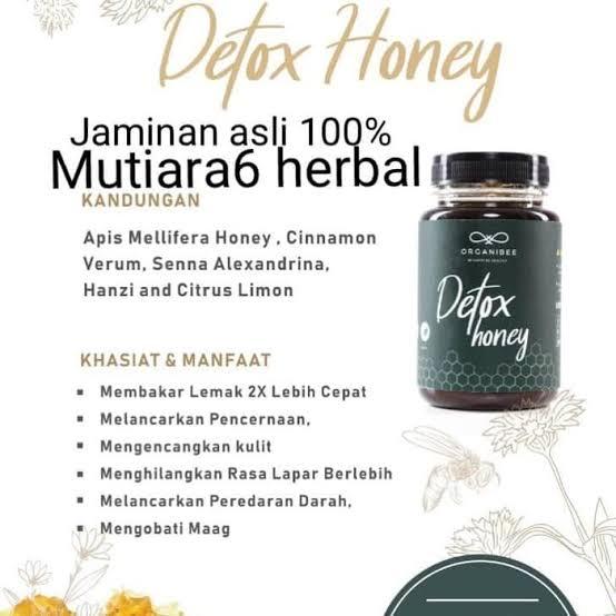 Jual Madu Detox Honey Di Semarang | 085211605500 COD Bisa