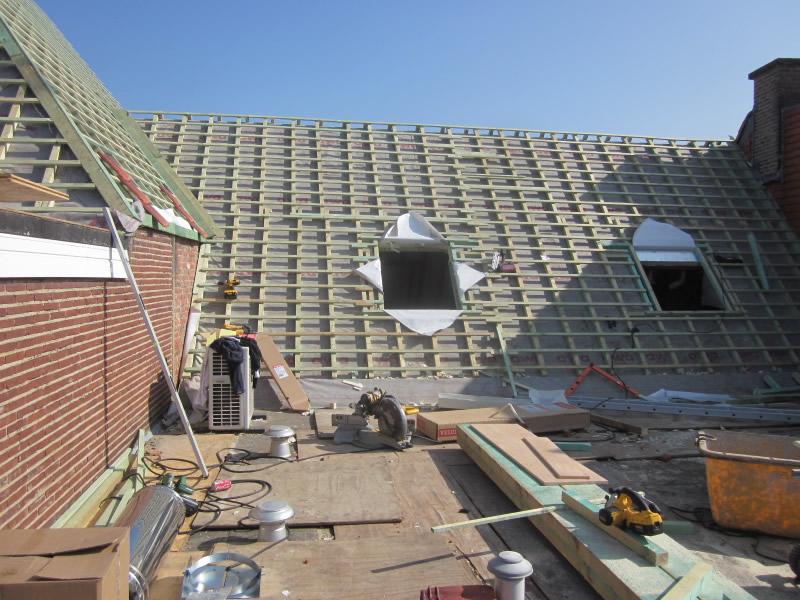 Renovatieproject gemeentehuis Meeuwen-Gruitrode.