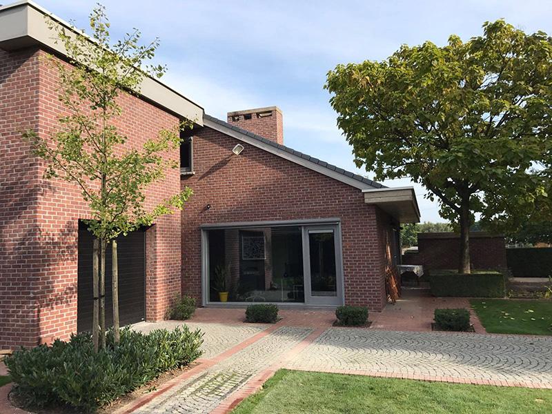 Renovatie privéwoning, Gruitrode