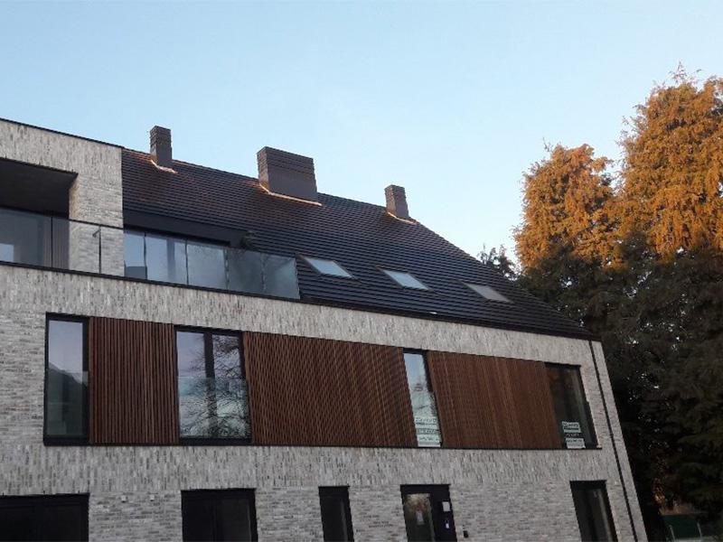 Nieuwbouwproject appartementen Grimbergen